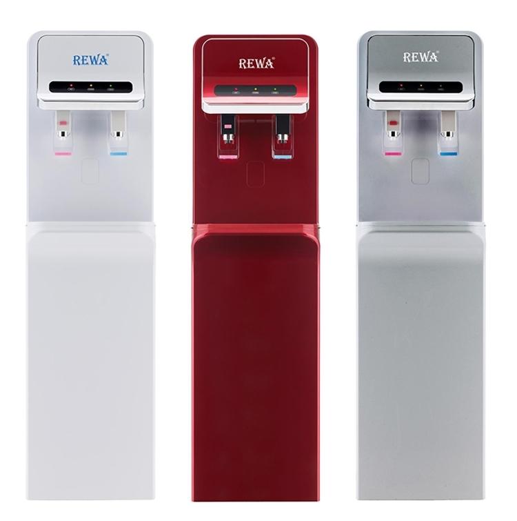 Máy giúp gia chủ tiết kiệm chi phí nước bình hàng tháng nhưng vẫn có nước sạch sử dụng hằng ngày.