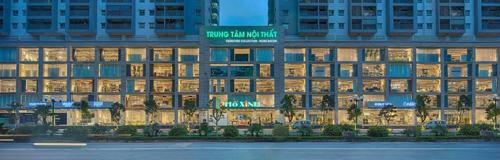 Phố Xinh là trung tâm nội thất lớn ở miền Bắc.