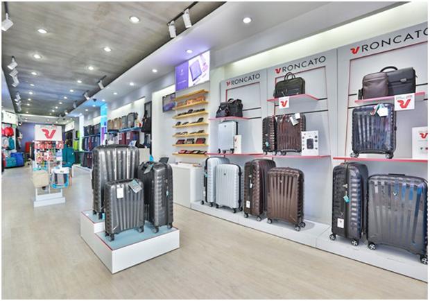 Sản phẩm vali kéo đạt chuẩn quốc tế đáp ứng đòi hỏi khắt khe của khách hàng.