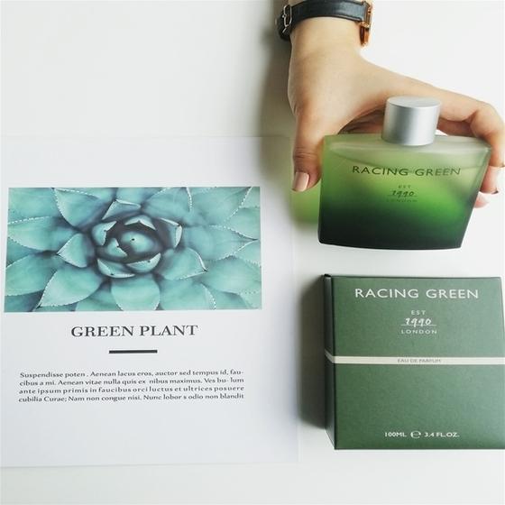 Nước hoa nam Racing Green 100 ml giá 1,02 triệu đồngmang đến mùi hương mạnh mẽ, nam tính và thể hiện được sự sành điệu, sang trọng cho phái mạnh. Hương thơm làm nổi bật cá tính cho đấng mày râu và thích hợp sử dụng trong các dịp khác nhau.