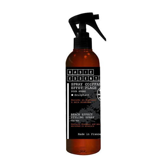 Xịt dưỡng tóc và thải độc da đầu cho nam giới Basic Essentiel 200ml - Đen - Freesize 790.000đ529.000đ(-33%) dụng tối thiểu 95% các thành phần, nguyên liệu tự nhiên cho dòng mỹ phẩm chăm sóc da này, kết hợp với nhiều loại tinh dầu được yêu thích như Lavender, Bạc hà, Gỗ tuyết tùng...để mang lại hiệu quả và cảm giác tốt nhất cho khách hàng. - Sản phẩm xịt dưỡng tóc và da đầu với 99% thành phần tự nhiên của nước biển giàu khoáng chất và đất sét Rhassoul Ma rốc, giúp giữ nếp tóc và detox da đầu, giảm rụng tóc do các bệnh về da đầu.