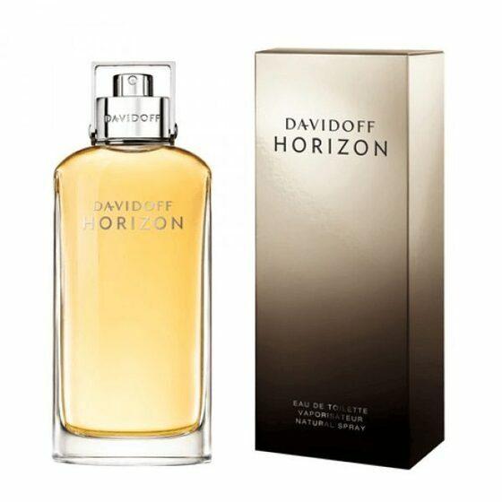 Nước hoa Davidoff Horizon For Men 125 ml giảm giá 50% còn 1,17 triệu đồng, có thiết kế giản đơn, màu sắc trang nhã nhưng mùi hương sẵng sàng đánh thức các giác quan của người sử dụng. Các thành phần cấu tạo nên hương thơm được làm bằng hương liệu gỗ, cay và thơm.