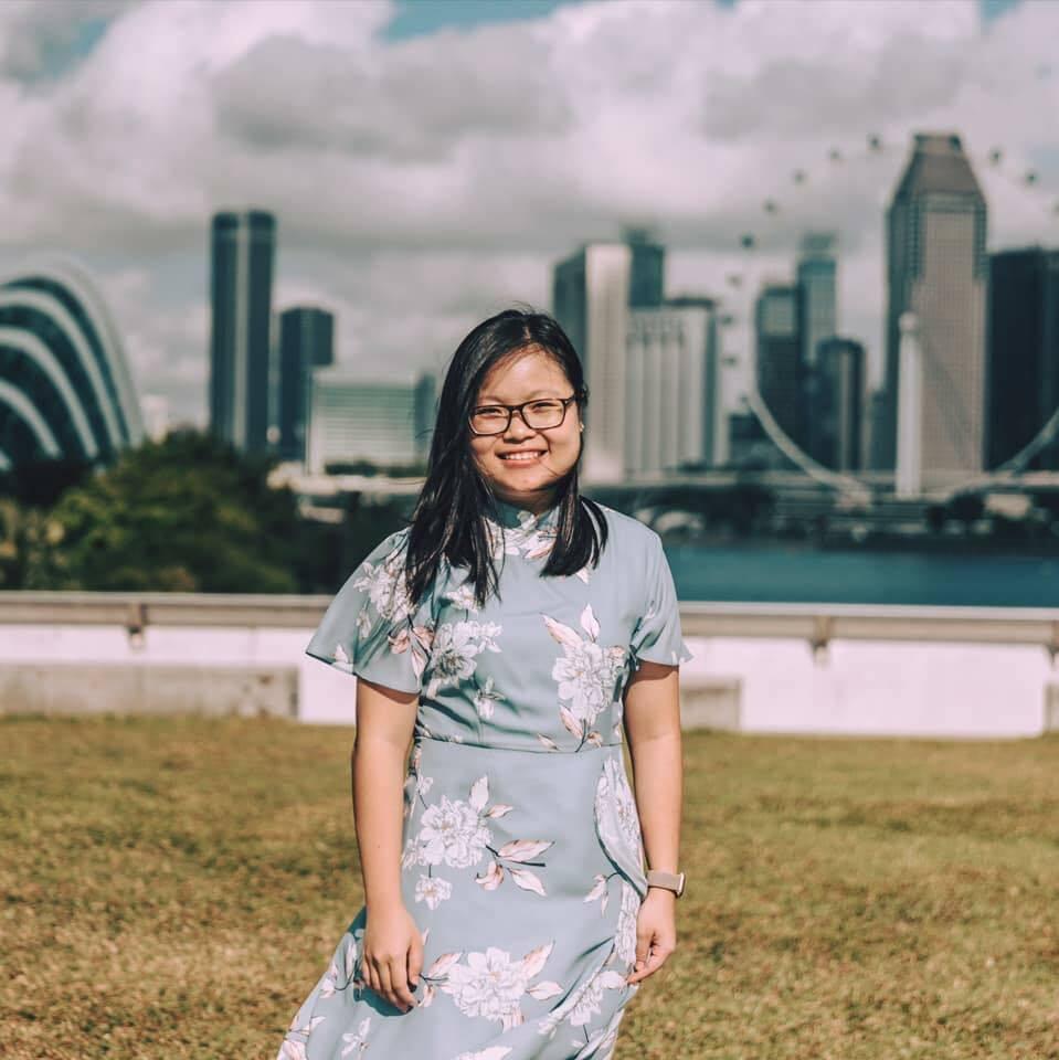 Irene Letrải qua những ngày tháng khó quên sau 15 năm sống tại Singapore nhưng cô dễ thích nghi và luôn tuân thủ khuyến cáo của Chính phủ nước này..