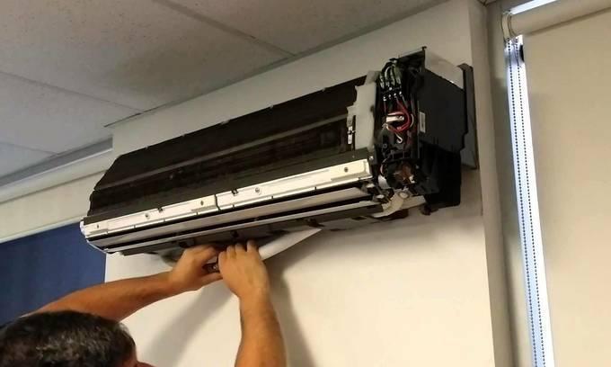 Dịch vụ sửa chữa máy lạnh qua ứng dụng