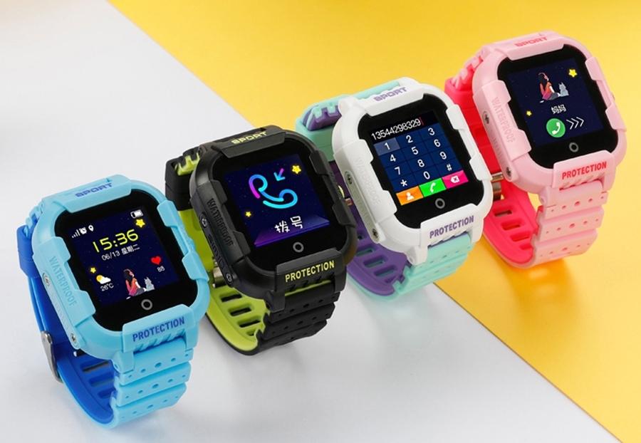 Đồng hồ định vị cần thiết cho trẻ - 2