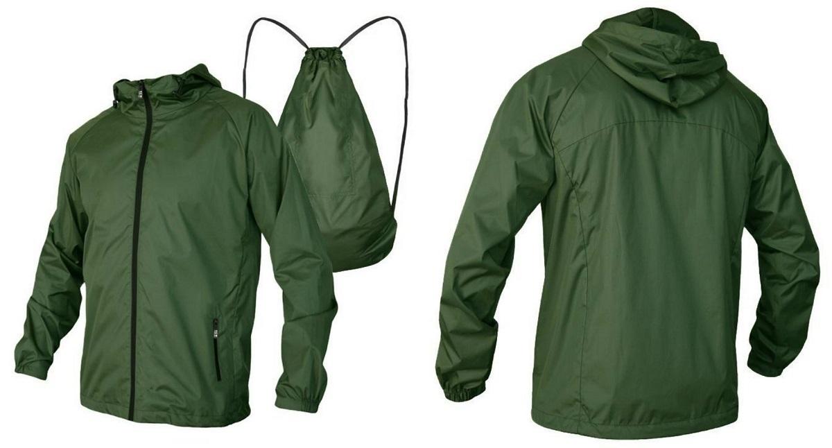 Áo khoác dù nam AKD32 Model Fashion thiết kế mỏng nhẹ, có thể xếp gọn vào balo vải dù đi kèm tiện lợi. Chất liệu vải dù bền đẹp, chống thấm nước hiệu quả, tạo cảm giác thoải mái cho người mặc.