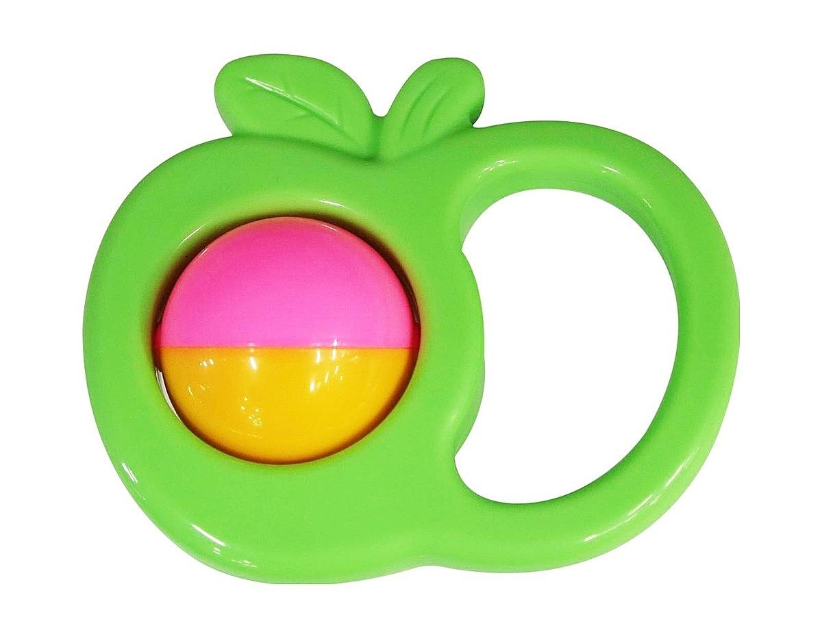 Xúc xắc trái đào đồ chơi Polesie là bộ đồ chơi thích hợp với các bé sơ sinh. Sản phẩm có màu sắc tươi tắn thu hút, có thể phát ra âm thanh gây sự chú ý của trẻ. Đây là món đồ chơi lý tưởng đầu đời giúp bé làm quen với màu sắc âm thanh của môi trường xung quanh. Xúc xắc trái táo đồ chơi