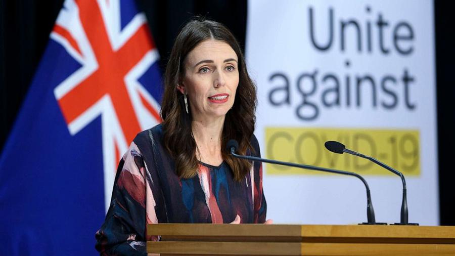 Thủ tướng New Zealand Jacinda Ardern đề xuất ý tưởng chính sách rút ngắn tuần làm việc xuống còn 4 ngày để kích thích phát triển kinh tế đất nước sau đại dịch. Ảnh: NPR.