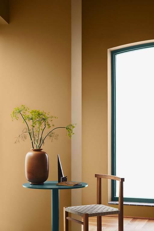 Sơn Majestic - một sản phẩm của tập đoàn Jotun với bề dày lịch sử hơn 90 năm, có trụ sở chính đặt tại Na Uy và văn phòng đại diện tại hơn 90 quốc gia - được kiểm nghiệm kỹ càng, có chức năng kháng khuẩn, chống ẩm mốc giúp không gian sạch sẽ.