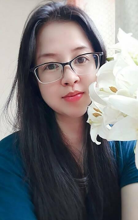 Chị Bùi Thủy hiện làmột quản lý biên tập dịch vụ truyền hình internet tại Hà Nội.