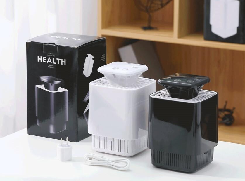Đèn ngủ cảm ứng bắt muỗi thông minh USB mặt vuông, bảo hành 12 tháng, tặng kèm nguồn adapter  giảm 33% còn 235.000 đồng;cp1 phím bấm cảm ứng hiện đại; khôngo tiếng ồn; công suất 5W tiết kiệm điện.