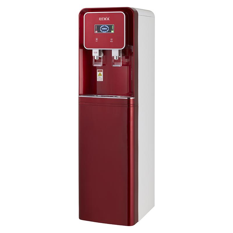 Cây nước nóng lạnh REWA - RW - RO - 816 giảm 48% còn 5,49 triệu đồng; 2 vòi nóng lạnh riêng biệt - khóa an toàn tại vòi nóng. Sản phẩm dễ dàng lắp đặt tại bất kỳ vị trí nào trong gia đình, văn phòng, trường học hoặc những nơi công cộng nhiều người sử dụng liên tục.