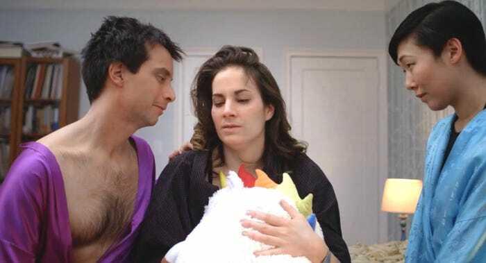 Xứ sở kỳ lân - Chương trình truyền hình làm bùng nổ khái niệm polyamory - Đa ái – tại Mỹ. Ảnh: Psychology Today.