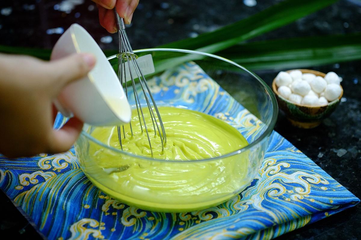 Chè bơ cốt dừa thanh mát cho ngày nóng - 2