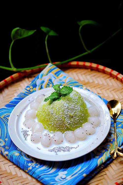 Chè bơ cốt dừa thanh mát cho ngày nóng - 4