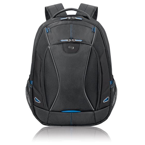 Balo Solo Ascend Glide 17.3- TCC703 - đen 1.192.000đ(-20%)Ngăn đệm bảo vệ laptop lên đến 17.3 inchTúi chuyên dụng đựng iPad/ máy tính bảng hay tạp chí, sáchTúi đựng hồ sơ riêngDây đeo lưng bọc đệm thêm thoải máiem đến phong cách mạnh mẽ cá tính cho người sử dụng. Với sự kết hợp khéo léo gữa chất liệu vải nhẹ, đường chỉ tinh tế, cùng với khóa kéo xanh tạo điểm nhấn cho sản phẩm.Ngăn ngoài có nhiều túi nhỏ đựng các loại phụ kiện, rất tiện dụng.Ngăn chứa bên trong rộng rãi đựng nhiều loại tài liệu, co ngăn riêng đưng ipad hoặc máy tính bảng. Ngăn có lớp đệm chuyên biệt đựng laptop.Với nhiều ngăn bên trong bạn có thể thoải mái để bất kỳ đồ bạn thích.Mặt lưng balo thiêt kế dây đai chắc chắn, kết hợp lớp đệm và lưới thoáng khí giúp bạn thoải mái khi đeo trên vai.