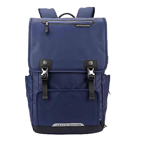 Balo chống thấm nước Arctic Hunter B00072 - xanh 872.000đ(-10%)Kích thước túi: 48.5 x 29 x 13 cm Trọng lượng: 1250gChất liệu: vải Polyester chống thấm nước và chống bám bụi tốt, vải lót Polyester.Thiết kế nắp gập vừa tạo sự khác biệt vừa an toànCó 14 ngăn. Ngăn chứa laptop, máy tính bảng được thiết kế đệm chống sốc êm ái giúp an toàn khi di chuyển. Đặc biệt, ngăn sau lưng được thiết kế có khoá kéo nhằm mục đích đựng những vật dụng quan trọng (điện thoại, sạc dự phòng, ví...) 2 ngăn nhỏ bên hông hỗ trợ cất giữ đồ tiện dụng hoặc để chai nước, dù,...Có cổng kết nối sạc USBCó thể gắn trên thanh kéo valiMặt lưng thiết kế đệm tổ ong giúp êm ái và thoáng khíQuai đeo thiết kế dày và mềm giúp người sử dụng không đau vaiThích hợp đi chơi, du lịch