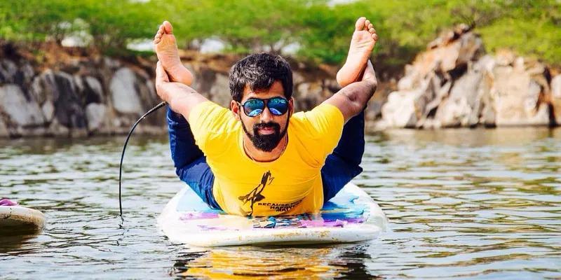 Shashi đã sáng tạo ra nhiều kiểu yoga. Ảnh: Forbesindia.