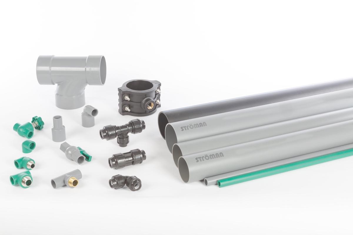 Sản phẩm ống nhựa đạt chất lượng yêu cầu tính chính xác và đồng bộ tuyệt đối.