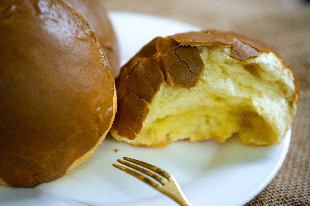 Paparoti thích hợp để ăn sáng, ăn chiều hoặc ăn chơi trong những bữa tiệc gặp mặt. Ảnh: Hoa Anh.