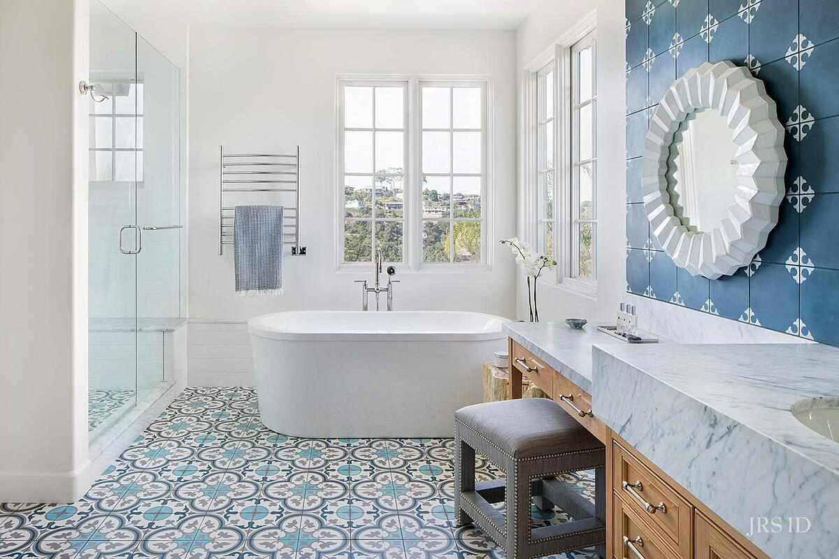 Phòng tắm tiện nghi giúp các thành viên trong gia đình có cuộc sống thoải mái.