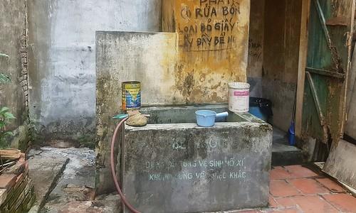 8 gia đình phố cổ nhận suất cải tạo nhà tắm miễn phí