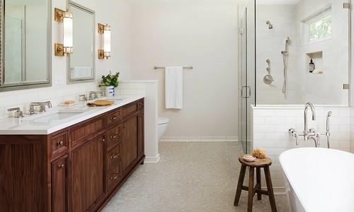 5 quy tắc 'vàng' trong thiết kế phòng tắm
