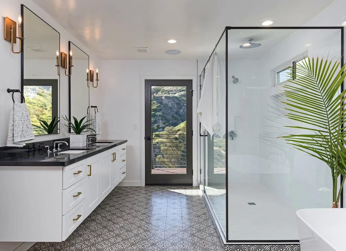 5 quy tắc vàng trong thiết kế phòng tắm  - 4