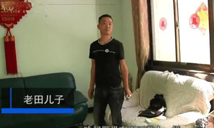 Sức khỏe của Tiểu Điền đã bình phục hoàn toàn sau khi được chữa trị tại bệnh viện lần 2. Ảnh: qq