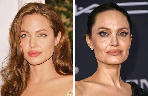 Đôi mắt xuất hiện quầng thâm khi bạn già đi. VALERIE MACON / AFP / East News.