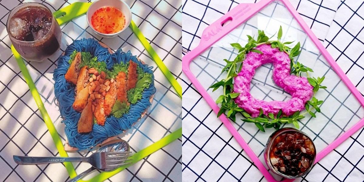 Kính thớt Sala có vẻ ngoài mang tính thẩm mỹ, góp phần tô điểm gian bếp nhà bạn, có thể dùng như vật dụng trang trí, trình bày thức ăn thay cho mâm, đĩa. Ảnh: Thớt kính Sala.