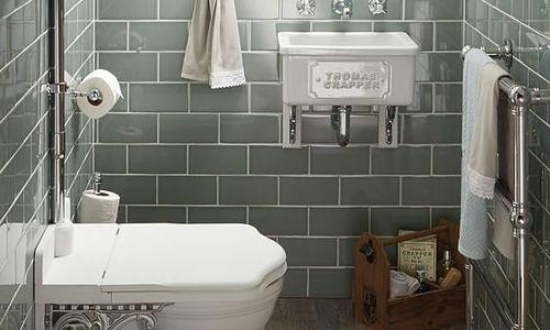 8 thiết kế phòng tắm tiện nghi dưới cầu thang