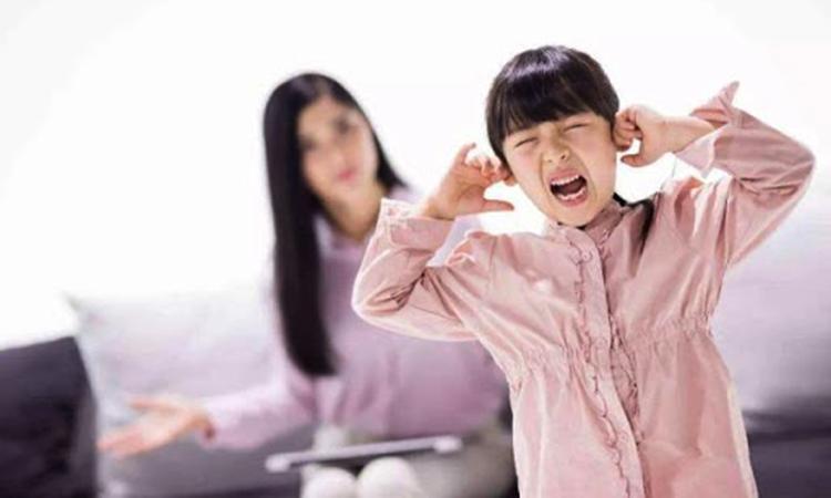 Trẻ biết cãi có khả năng tư duy logic mạnh mẽ và quyết đoán. Ảnh: The paper.