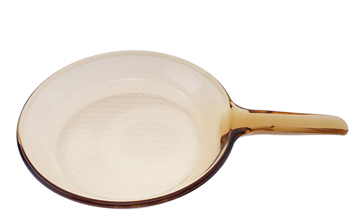 Vision VSS 9 pans are made of heat-resistant glass material and hold heat well, can be used in microwave ovens, ovens, refrigerators or dishwashers, easy to clean, no odor.  The pan is 23 cm in diameter, resistant to stickiness.  The glass handle is easy to move.  Products are discounting 10% to 1,179 million.