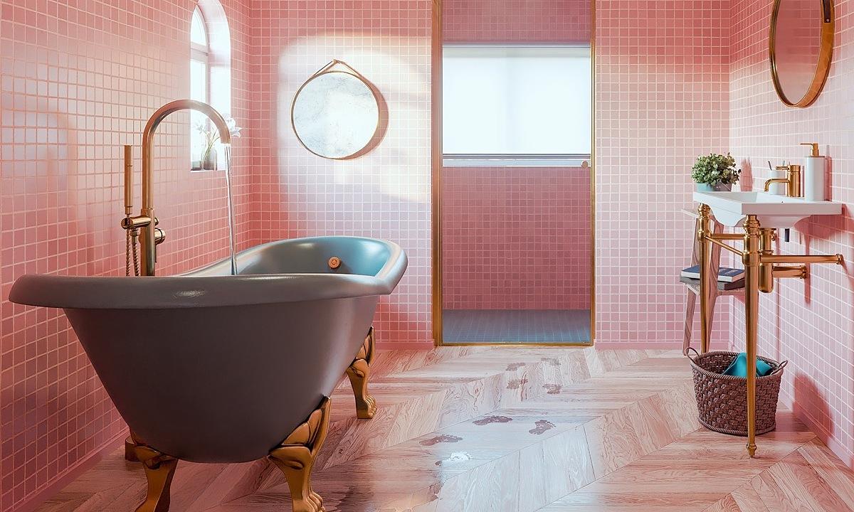 Phòng tắm trong mơ do INAX và VnExpress tổ chức vẫn đang tìm chủ nhân của 4 suất cải tạo phòng tắm miễn phí.
