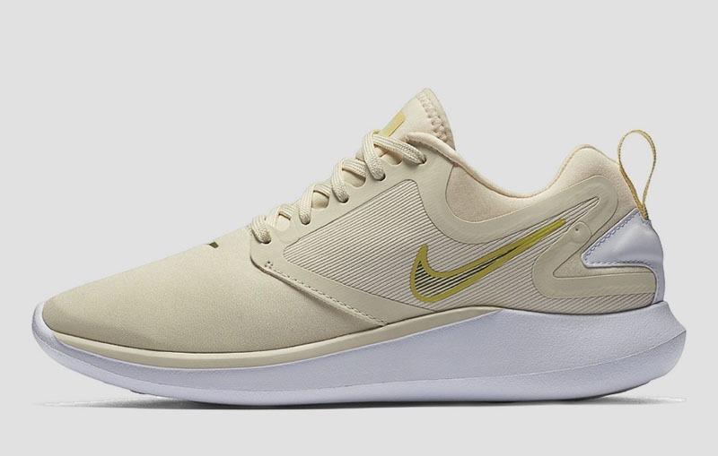 Giày chạy bộ Nike Lunarsolo AA4080-202 có tông màu vàng nhạt bắt mắt. Chất liệu giày thoáng khí, thích hợp diện trong nhiều thời tiết khác nhau, không hầm bí hay ẩm ướt. Đế giày chống trượt hiệu quả với các đường rãnh dưới mặt đế. Sản phẩm có giá 1,807 triệu đồng, giảm 37% so với giá gốc.
