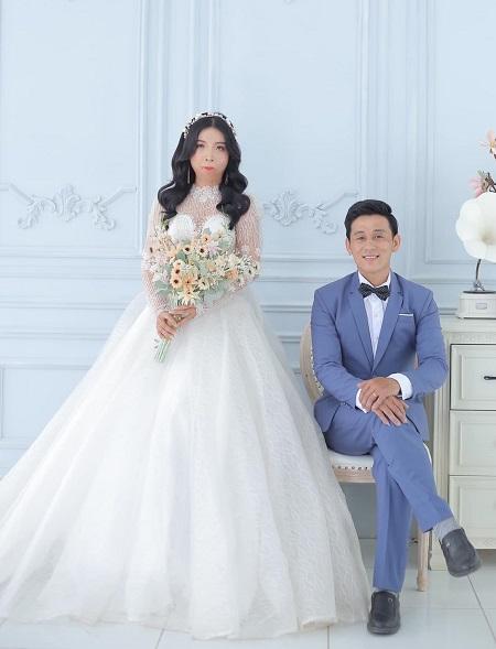 Đám cưới của chị Hương và anh Thái dự kiến diễn ra vào tháng 11. Ảnh: Nhân vật cung cấp.