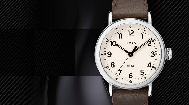 Đồng hồ nam Timex Standard TW2T20700 có giá giảm 42% còn 1,577 triệu đồng (giá gốc 2,72 triệu đồng). Sản phẩm nổi bật với tính năng đèn nền Indiglo hỗ trợ xem giờ trong đêm hoặc những không gian thiếu sáng. Thiết kế đơn giản, thanh lịch, sang trọng với mặt tròn và dây da đặc trưng.