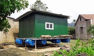 Traveloka góp sức xây nhà chống lũ
