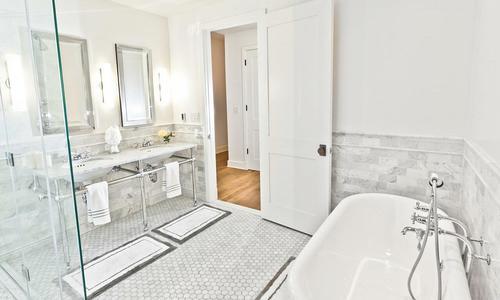 Cách cải thiện phòng tắm không cửa sổ