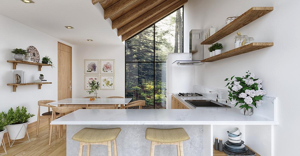 Căn bếp là trái tim của mỗi ngôi nhàẢnh: Vicostone.