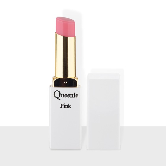 Queenie premium lipstick has the plus point of keeping the color long.  Lead-free lipstick, on the contrary, has many moisturizing ingredients, helping to keep lips soft and not dry.  Elegant pale pink, suitable for work, school, going out ... are fine.  Natural herbal nutrients in lipstick help the lips to retain their natural color, helping to protect lips against UV damage or dry weather.  The product is priced at 145,000 VND, 50% lower than the original price.