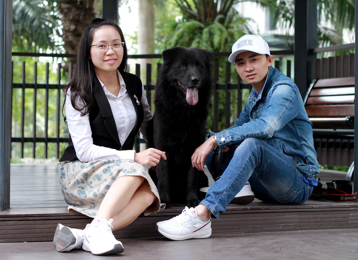 Chú chó được ví như ngao tạng Việt Nam - 2