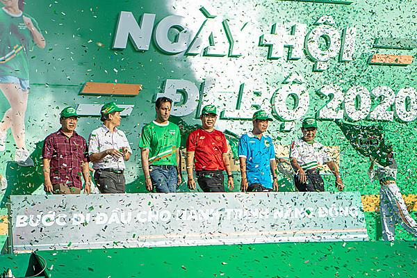Ngày hội đi bộ là hoạt động tiếp nối cho hành trình nuôi dưỡng và phát triển thế hệ trẻ em Việt Nam năng động hơn 25 năm qua của Nestlé Milo. Trong năm 2020, đơn vị đã đưa ra nhiều sáng kiến nhằm khuyến khích trẻ duy trì thói quen tập luyện thể thao như: chương trình Ở nhà nhưng đừng ở yên trong giai đoạn giãn cách xã hội, cải tiến Trại hè năng lượng với phiên bản trực tuyến, giới thiệu ứng dụng ChampSquad cho trẻ tập thể thao mọi lúc mọi nơi, tái khởi động chuỗi thể thao học đường cúp Nestlé Milo...