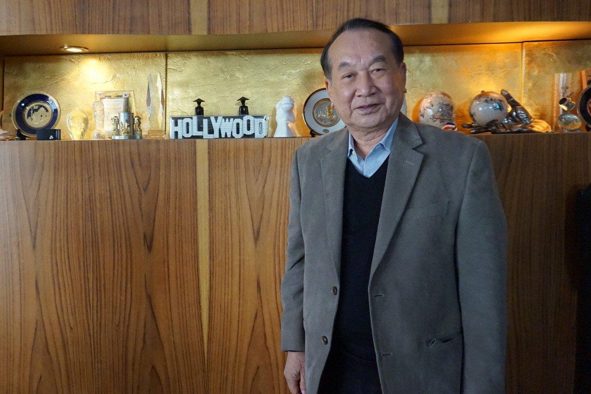 Ông Kim Dong-ok, người sáng lập Songdo American Town, dự án nhà ở giúp người Hàn ở Mỹ hồi hương. Ảnh: SCMP.