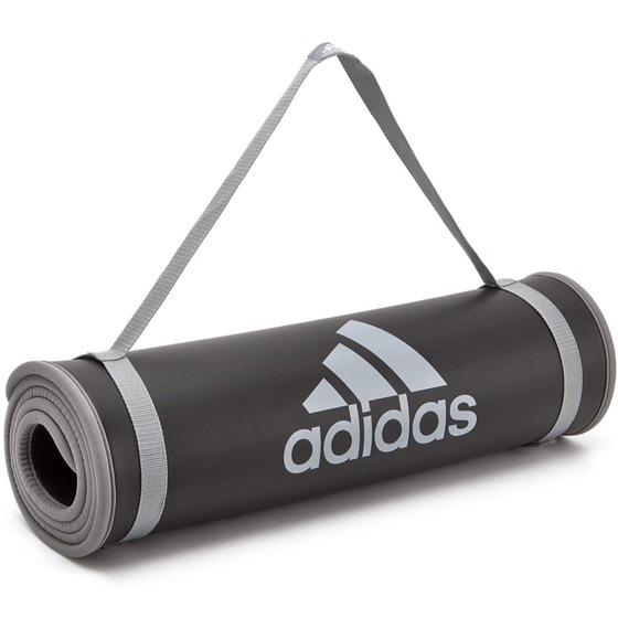 Thảm Yoga Training Fitness Adidas 10mm 1.139.000đ (- 27 %)Được làm từ chất liệu bọt NBR chất lượng cao siêu bềnCó độ dày 10mm và dài hơn so với thảm tiêu chuẩn thông thường.Các vật liệu dùng sản xuất chiếc thảm độc đáo này cung cấp độ êm ái tuyệt vời, bảo vệ cơ thể tránh chấn thương và thoải mái hơn khi tập thể dục.Thảm không di chuyển trên sàn trong khi tập luyện nhờ cơ chế đế thảm có các đường rãnh song song.Thảm có thể cuộn lại khi sử dụng xong để nó không chiếm nhiều không gian nhà bạn.Một dây đeo bổ sung giúp bạn dễ dàng mang theo đi bất kỳ đâu.Chiếc thảm có khả năng chống ẩm và hơi lạnh từ mặt đất – mang lại độ bền cực tốt.Dễ dàng vệ sinh, không thấm hút nướcChống rách và mài mòn trong quá trình sử dụngKích thước của thảm : 183 x 61cm, dày 10mmMàu sắc: màu đen với các đường bo xung quanh màu khác (Nhiều loại đường bo)