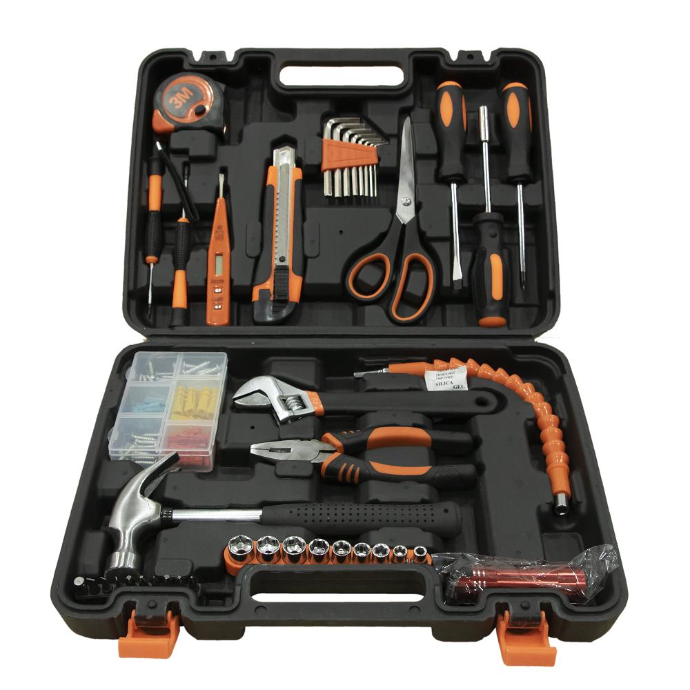 Bạn có thể mua bộ dụng cụ Kachi MK186 gồm 43 món ngay trên Shop VnExpress tại đây.