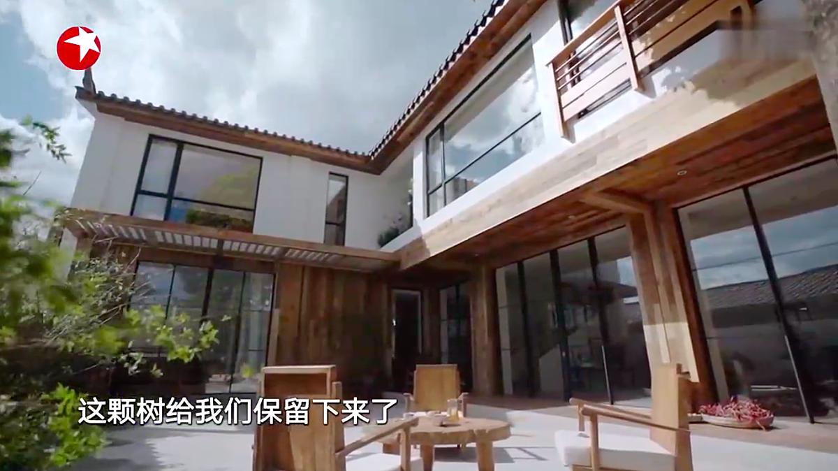 Ngôi nhà trong mơ của họ. Ảnh: Sohu.