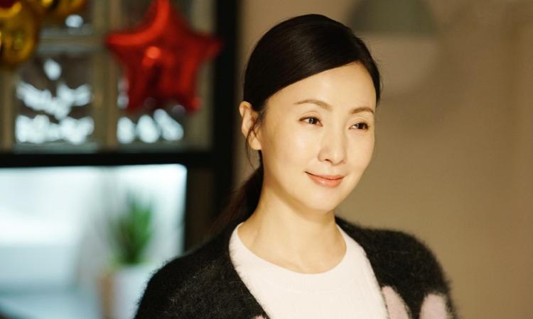 Nữ diễn viên Đào Hồng từng nói rằng: Dù con gái trở thành người như thế nào thì tôi cũng rất hạnh phúc. Ảnh: sina.