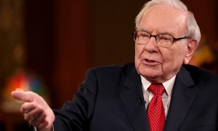 Warren Buffett từng nói: Vụ đầu tư lớn nhất của tôi là chọn bạn đời. Ảnh: Gerard Miller/CNBC